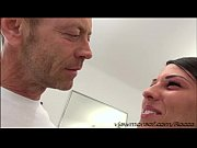 adorable euro chick reka gets her pussy rammed.