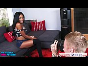 busty ebony anya ivy suck and fuck a.