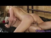 incredible hot blonde riding cock after.