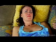 Picture Super sexy slim old spunker plays with her s...