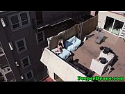 rooftop sex filmed by drone