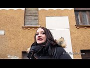 hungarian cuttie from public banging for.