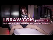 ladyboy belle gets assfucked bareback