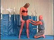 flamingo mixed wrestling mw084 jessica vs paul part 1