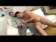 Delightful oral stimulation job for gay stud