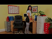 Exotic schoolgir enjoy striptease