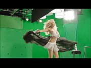 Jessica Alba Stripping Behind The Scenes Green Screen From Sin City 2
