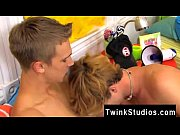 Hot gay scene Gabriel has issues with his parents and Patrick lends a