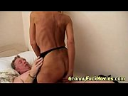 Picture Fake tit granny pounding guy