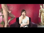 ass licking miina yoshihara pumps a dick hard.