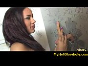 interracial gloryhole amazing blowjob video 6