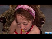 Sana Anzyu obedient bimbo gets jizz on face