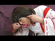 Transvestite masturbate and inserted with cosplay (first person view)_digest