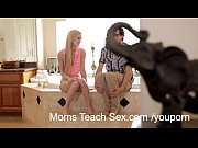 YouPorn - Mom and step son tag team teen  ...