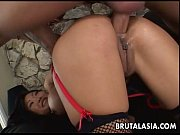 impeccable asian hottie lucy lee gets ass banged hard