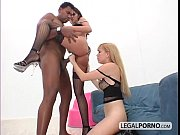 2 hot chicks fucked by a big black dick NL-15-04