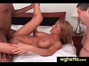 ghetto whores try white cock 18