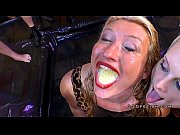 She gives anal licking and gets pissing