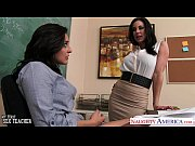 Picture Busty teachers Gracie Glam, Kendra Lust shar...