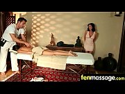 Fantasy Massage Babe gets a House Call 6