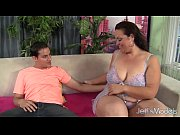 cock hungry bbw angelina gets her pussy reamed hard.