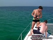 Hot Sexy Men Tom and Brad Sailing Sex Adventure