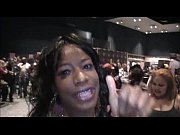SaXXX aka SAXXXJUST4U Promoting Her Things at  AC NJ EXXXotica ExPo 2014