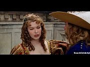 milla jovovich in the three musketeers.