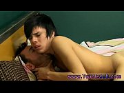 Old males sex xxx Bryan makes Kyler wriggle as he deep throats his