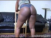 Be seduced with fat bouncing ebony ass cheeks - SlutLoad ™