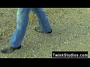 twink video camden christianson is hitchhiking in the.