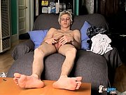 Hung Straight Boy Solo Stroke