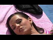 Picture Viv Thomas Lesbian HD - Stunning hot brunettes ha...