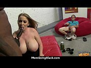 MILF&#039_s like big black dick too 19