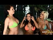 Puma Swede&#039_s 4 Girl Lesbian Party!