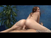 Leggy sweetheart bounces on dick