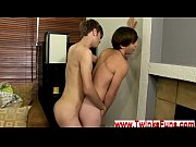 Hottest gay emo twink Colby and Jason haven&#039_t even finished unpacking