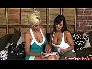 Puma Swede Get Lisa Ann&#039_s Pussy for her Birthday!