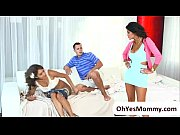 Picture Exotic Young Girl 18+ Sarai gets busted by MILF B...