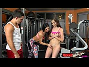 India Summer and Bella Skye horny trio