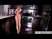 All Kind Of Stuff Put In Her Wet Pussy By Lonely Girl (angela sommers) movie-03