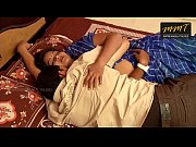 Indian House wife sharing bed with her Husband friend when his husband deeply sleeping, indea school Video Screenshot Preview