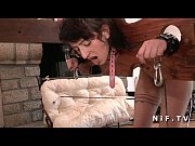 french teen hard banged in bdsm.