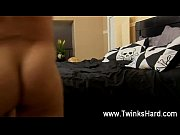 twink video muscled daddy collin enjoys to get.