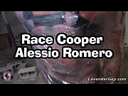 Race Cooper and Alessio Romero hardcore gay sex