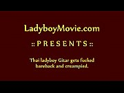 ladyboy gitar gets barebacked