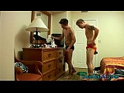 Gay twink in socks movies Jeremiah &amp_ Shane Hidden Undie Cam!