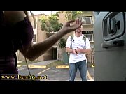 Black gay sex at school video The Big Guy On BaitBus!