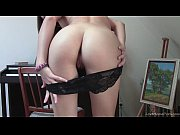 Amazing playgirl decides to have fun with pussy