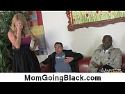 big tits blonde mom gets monster